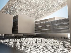 Escuela y Centro Cívico en Sevilla