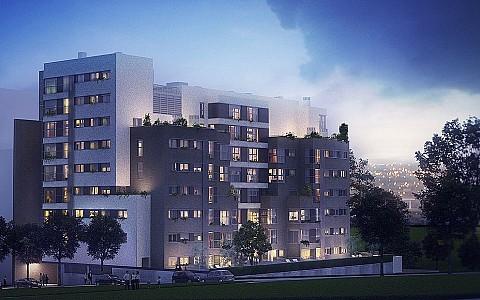 Proyecto de viviendas en Valdebebas