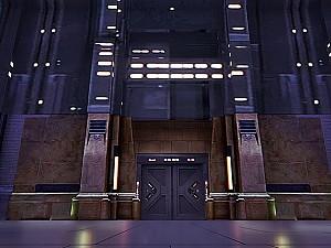 Escena de prueba - Star Wars