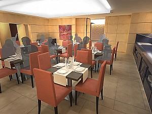 Reforma Cafetería - Hotel Eurobuilding