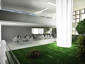 Sede de la Agencia Andaluza de la Energía