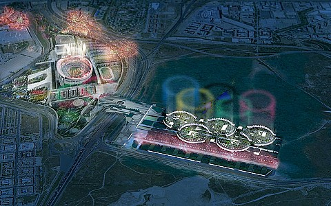 Concurso Villa Olímpica Madrid